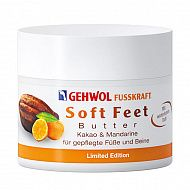 Геволь Крем-баттер Fusskraft Soft Feet Butter 13003 50мл.